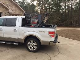 An Aluminum Truck Bed Cover On A Ford F150 | A DiamondBack 2… | Flickr Extang Tonneau Cover F150 Truck Vinyl Trifecta Toolbox 47480 Ebay Truxedo Tonneau Mate Bed Storage Classic Tool Box Tonno Daves Covers 42018 Chevy Silverado Solid Fold 20 84410 Fits 0914 With Truckdowin Access Rolled Up To Tool Box Truck Bed Covers Cover Reviews Near Me Diy Fiberglass For 75 Bucks Youtube 34 Hard