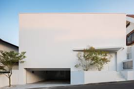 100 Minimalist Houses A Beach House In Japan Shichirigahama House