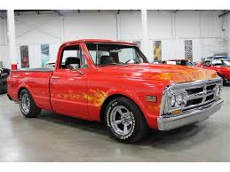 100 1970 Gmc Truck GMC Pickup For Sale ClassicCarscom CC1167065