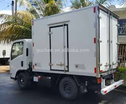 Refrigerated Truck Body, Refrigerated Truck Body Suppliers And ...