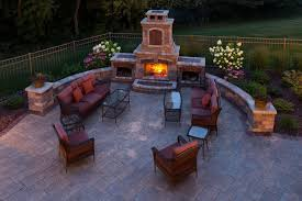 Backyard Landscape And Patio Design With Outdoor Fireplace Ideas ... Backyard Fireplace Plans Design Decorating Gallery In Home Ideas With Pools And Bbq Bar Fire Pit Table Backyard Designs Outdoor Sizzling Style How To Decorate A Stylish Outdoor Hangout With The Perfect Place For A Portable Fire Pit Exterior Appealing Stone Designs Landscape Patio Crafts Pits Best Project Page Of Pinterest Appliances Cozy Kitchen Beautiful Pits Design Awesome Simple Diy Fireplaces To Pvblikcom Decor