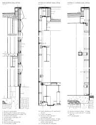 Unitized Curtain Wall Manufacturers by Curtain Wall Installation Details Pdf Integralbook Com
