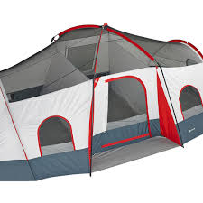 Ozark Trail 10-Person Cabin Tent With Integrated E-Port - Walmart.com Tents 179010 Ozark Trail 10person Family Cabin Tent With Screen Weathbuster 9person Dome Walmartcom Instant 10 X 9 Camping Sleeps 6 4 Person Walmart Canada Climbing Adventure 1 Truck Tent Truck Bed Accsories Best Amazoncom Tahoe Gear 16person 3season Orange 4person Vestibule And Full Coverage Fly Ridgeway By Kelty Skyliner 14person Bring The Whole Clan Tents With Screen Room Napier Sportz Suv Room Connectent For Canopy Northwest Territory Kmt141008 Quick C Rio Grande 8 Quick