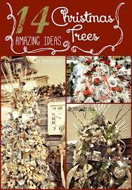 Christmas Tree Amazon Local by 14 Gorgeous Christmas Tree Decorating Ideas