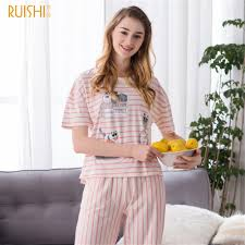 online get cheap pajamas cotton women aliexpress com alibaba group
