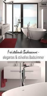 freistehende badewanne idee zur einrichtung freistehende