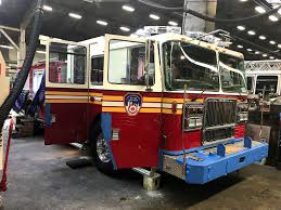 Inside The FDNY Fleet Repair Facility - Keeping The Nation's Largest ... Bull Horns On Fdny 24 Fire Truck Duanco Mehdi Kdourli Brings Back Fifth Refighter To Engine Companies That Lost Mighty Fire Truck Shop Trucks Graveyard Queens New York City 46th Str Flickr Rcues Fire Truck Stuck In Sinkhole Inside The Fleet Repair Facility Keeping Nations Largest Backs Into Garage Editorial Photo Image Of Squad Fdnytruckscom Mhattan Blows Tire And Shatters Store Window Free Images Car New York Mhattan City Red Nyc Usa Code 3 Rescue Engine 5000 Pclick
