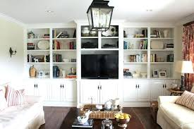 Living Room Built Ins Large Size Of For Fascinating Dining In Cabinets