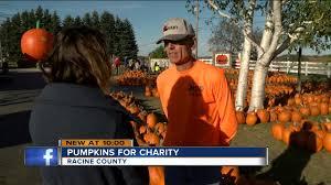 Swans Pumpkin Farm Hours by Local Pumpkin Farmer Survivor Raising Money For Pancreatic