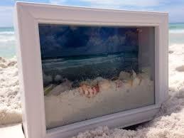 muschel bilder maritime deko selber machen 3d bild mit