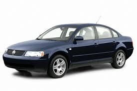 2001 Volkswagen Passat Information