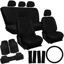 58% OFF - Suv Van Truck 21pc Set Black Faux Leather Car Seat Covers ... Empi Racetrim Jeep Truck Seat Covers Pair Two Mw Camo Bench Cartruckvansuv 6040 2040 50 W Browning Tactical Car Suv Cover 284675 Simple Fable Boat Fing Diy Bass Famed Trucks Walmart Seats Chevy Wide Fabric Selection For Our Saddleman For Hino Best Resource Realtree Original Low Back Bucket Coverking The Cummins Youtube 47 In X 23 1 Pu Front Universal Fit