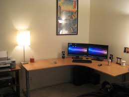 Ikea Corner Desk Hack by Ikea Gaming Desk Ideas Sqh60 Galant Corner Officeworkspace Photos