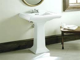 Kohler Archer Pedestal Sink by Kohler Pedestal Bathroom Sinkssplendid Corner Pedestal Bathroom