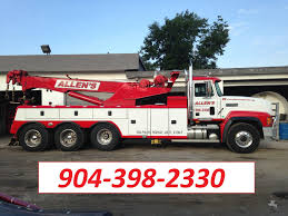 100 Tow Truck Near Me ALLENS Ing Service Jacksonville Florida