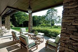 Patio Furniture Under 300 by Patio Furniture Under 300 With Traditional Patio And Column