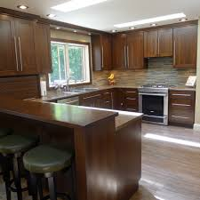 deco cuisine marron meuble de cuisine marron mobilier design décoration d intérieur
