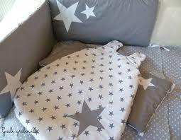 patron tour de lit bebe tour de lit étoile bebes tour de lit gigoteuse