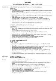 Download Internal Medicine Physician Resume Sample As Image File