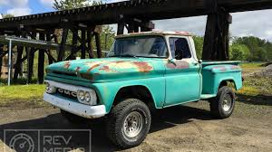 100 1963 Chevy Truck K10 YouTube