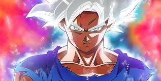 Dragon Ball Xenoverse 2 Mastered Ultra Instinct Goku Banner