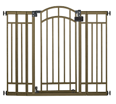 Amazon.com : Summer Infant Multi-Use Deco Extra Tall Walk-Thru ... Amazoncom Summer Infant Deluxe Stairway Simple To Secure Wood Gate For Top Of Stairs With Banister The 6 Baby Gates Regalo Extra Tall 2754 With Swing Door Ideas Mounting Hdware All The Best Multiuse Walkthru Of Metal Sure Customfit 9198 Toddler Multi Use Walk Thru White Youtube 33 In And Stair Dual Deco