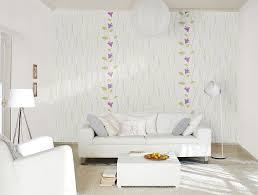 rasch vliestapete your season tapete 435320 floral weiß