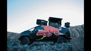 100 Redbull Truck Red Bull Ecco Il DJ Truck Su Base Defender