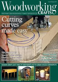 woodworking crafts august 2017 free pdf magazine download