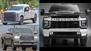 100 Chevy 2500 Truck 2020 Chevrolet Silverado HD Versus The Competition