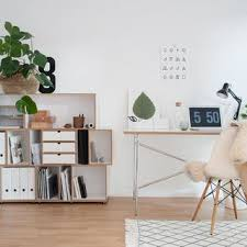 büro im wohnzimmer einrichten das haus