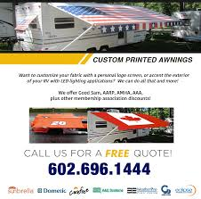 Custom Printed Awnings | RV Awning Company Awning Gives Light To Custom Business Pro Fun Rv Repair And Stronger Make Each Our Here Windows Doorway Solutions Self Dumping During Washington State Rv Awning By In The Shade Awnings Tucson Protect Your Investment With An Or Diy Van For Under 50 Check It Out Youtube Have Phone Yuma Address W Rv Fredericton Advanced Fabrics B3108049 8500 Series Patio Replacement Fabric Best Images Collections Hd For Gadget Windows Mac Android Inexpensive Pop Up Camper Camping Pinterest