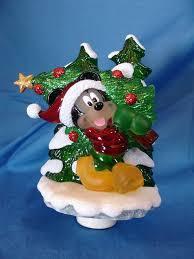 Plutos Christmas Tree Ornament by Mickey Minnie Mouse Pluto Night Light Christmas Tree Disney E2 Ebay