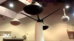 infocomm 2014 owi showcases its mercury pendant speaker youtube
