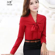 Wonderful Red Pleated Half Sleeve Peplum Blouse Womens Shirts Amp BlousesWomen