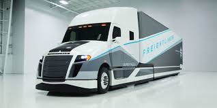 Freighliner SuperTruck, Hybrid Truck Besar Yang Lebih Efisien Top 5 Hybrid Work Trucks Greener Ideal Autonomous Truck On White Background Stock Photo Image Of Gm Cancels Future Hybrid Truck And Suv Models Roadshow Spied Ford F150 Plugin Praise For Walmarts Triple Pundit 8th Walton Pickup In The Works Aoevolution Toyota To Build The Auto Future End Joint Trucksuv Development Motor Trend Volvos New Mean Green Travel Blog