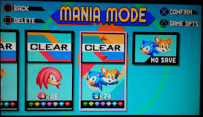 Did Sonic Mania Accidentally Update Showing Plus Leaks?! | PerezStart
