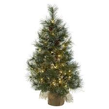 Christmas Tree With Clear Lights44 Frosted Tips44