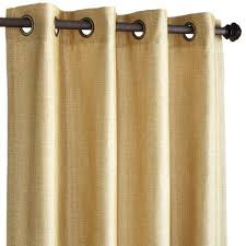Pier 1 Imports Curtain Rods by Shimmer Gold Grommet Curtain Pier 1 Imports