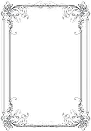 border clipart free free black clip art borders and frames weddings custom vintage frame four by border clipart