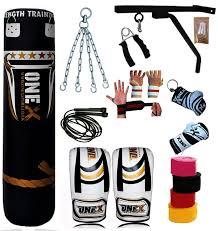 Heavy Bag Ceiling Bracket by Buy Punch Bag And Kickboxing Set Martial Arts Training Christmas Gift