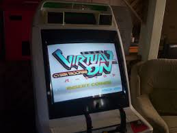 Astro City Cabinet Australia by Virtua On Sega Astro City Conversion U2013 330mega