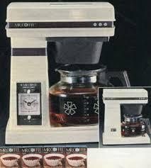 1985 Mr Coffee Machine