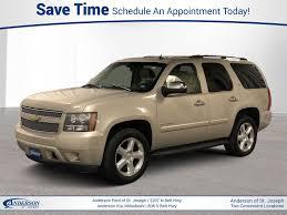 100 Tahoe Trucks For Sale 2008 Chevrolet LTZ