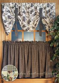 Tier Curtains 24 Inch by Plaid Kitchen Curtains Walmart Curtains And Drapes Door Blinds