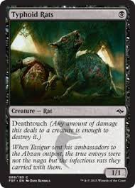 mono black rats deck