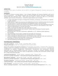 Leasing Professional Resume Styles Specialist Agent Sample Job Description For