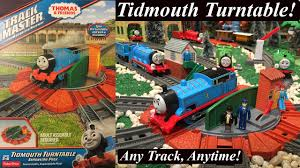 thomas and friends toy train expansion pack trackmaster tidmouth