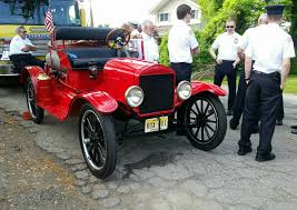 100 First Fire Truck Wood Wheels Bad Brakes Dim Lights Roxburys Truck Is A