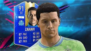 100 Zahavi FIFA 19 TOTS Eran Review Fifa 19 Ultimate Team
